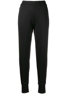 Calvin Klein tapered track trousers