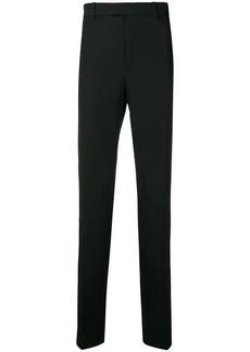 Calvin Klein tartan stripe trousers