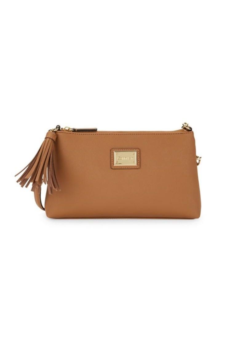 Calvin Klein Tassel & Chain Strap Crossbody Bag