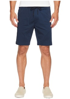 Calvin Klein Tech Nylon Rib Waist Shorts
