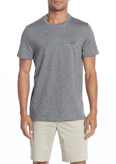Calvin Klein Textured Crew Neck T-Shirt