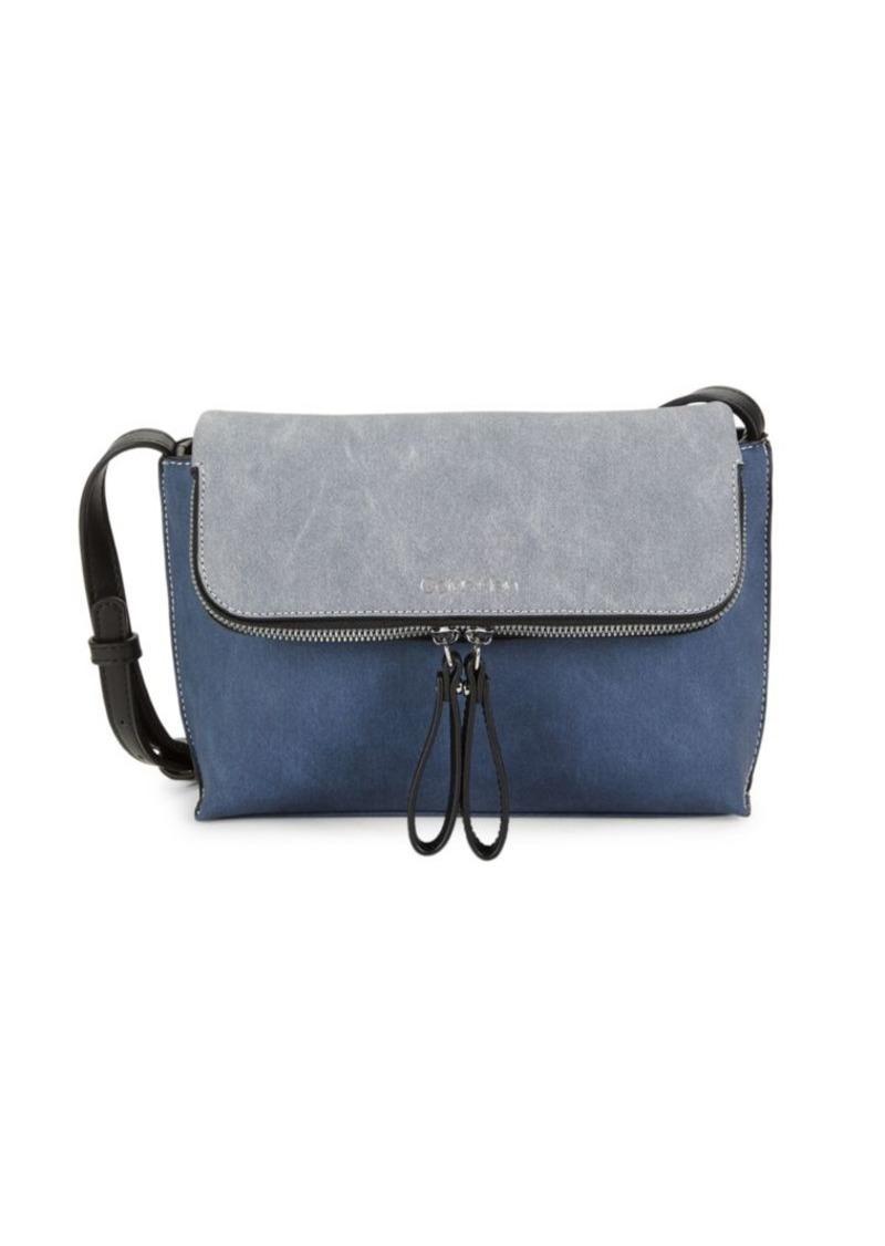 Calvin Klein Textured Crossbody Bag