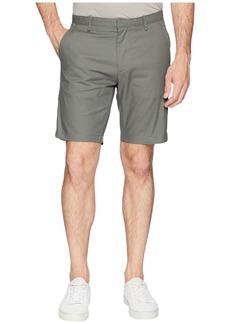 Calvin Klein Textured Flat Front Shorts