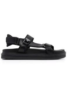 Calvin Klein touch-strap chunky sandals