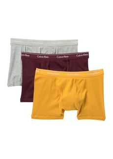 Calvin Klein Trunks - Pack of 3