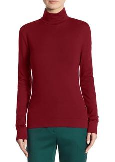 Calvin Klein Turtleneck Cotton Pullover