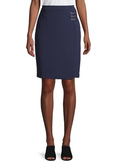 Calvin Klein Twilight Pencil Skirt