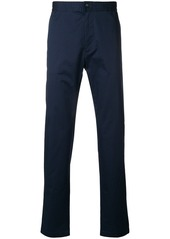 Calvin Klein twill tapered trousers