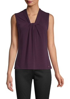 Calvin Klein Twist Front Top