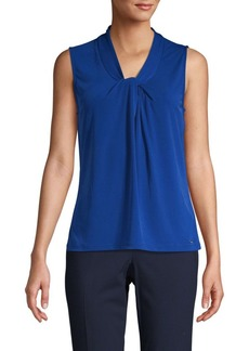 Calvin Klein Twisted-Neck Camisole
