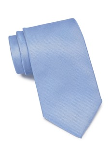 Calvin Klein Two By One Solid Silk Tie