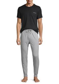 Calvin Klein 2-Piece Tee & Pants Set