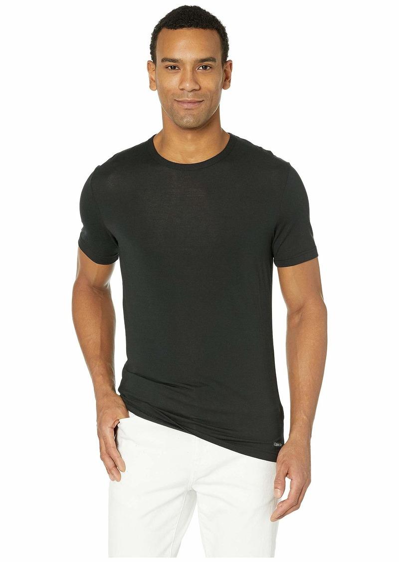 Calvin Klein Ultra Soft Modal Short Sleeve Crew Neck T-Shirt
