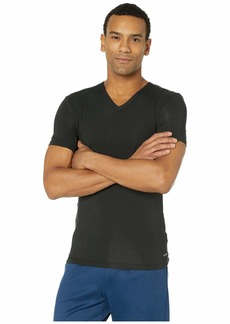 Calvin Klein Ultra Soft Modal Short Sleeve V-Neck T-Shirt