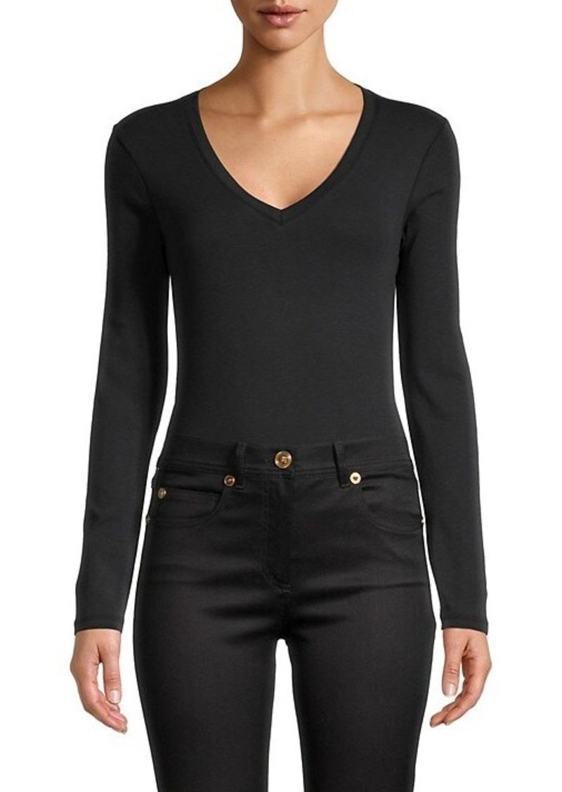 Calvin Klein V-Neck Bodysuit