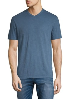 Calvin Klein V-Neck Cotton Tee