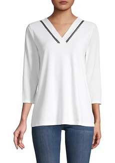 Calvin Klein V-Neck Top