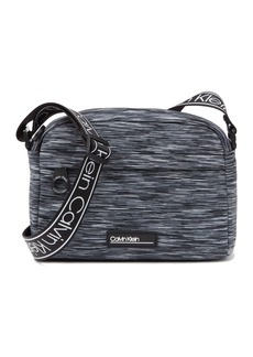 Calvin Klein Vanessa Space Dye Shoulder Bag