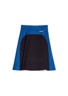 Calvin Klein Virgin Wool Skirt