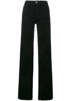 Calvin Klein wide leg high-rise jeans