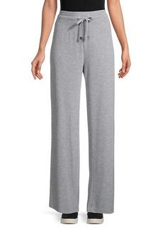 Calvin Klein Wide-Leg Lounge Pants