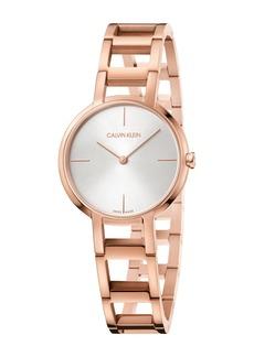Calvin Klein Women's Cheers Bracelet Watch, 32mm