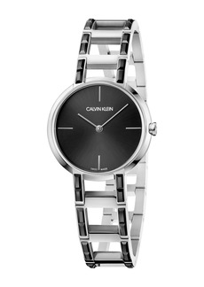 Calvin Klein Women's Cheers Swarovski Bracelet Watch, 32mm