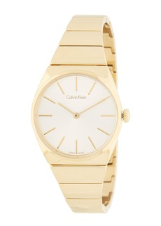 Calvin Klein Women's Supreme Bracelet Watch, 34mm
