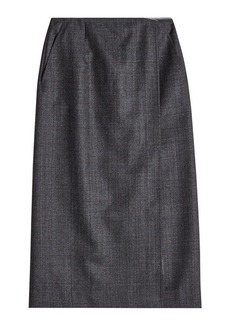 Calvin Klein Wool Skirt