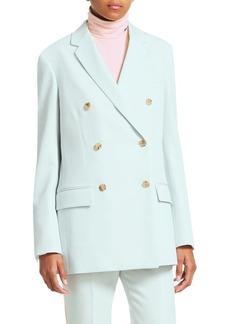 Calvin Klein Wool Twill Jacket