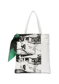 Calvin Klein x Andy Warhol Foundation Ambulance Disaster tote bag