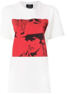 Calvin Klein x Andy Warhol Foundation Dennis Hopper T-shirt