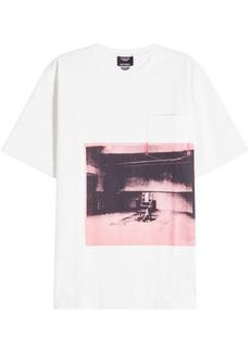 Calvin Klein x Andy Warhol Printed Cotton T-Shirt