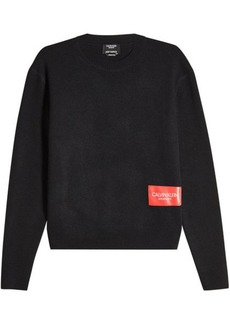 Calvin Klein x Andy Warhol Wool Pullover