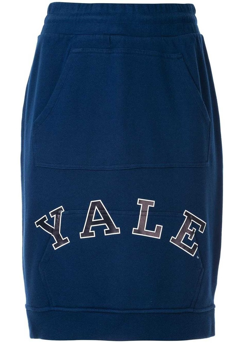 Calvin Klein Yale sweat skirt