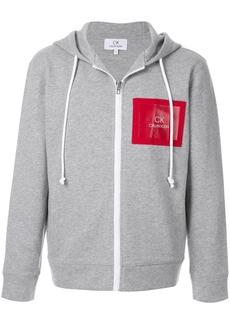 Calvin Klein zip-up hoodie