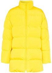 Calvin Klein zip up padded coat