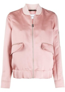 Calvin Klein zipped bomber jacket
