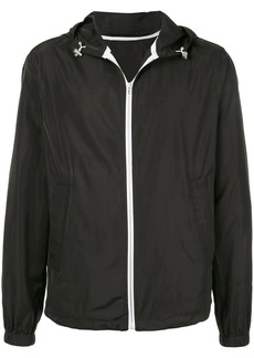 Calvin Klein zipped hooded jacket