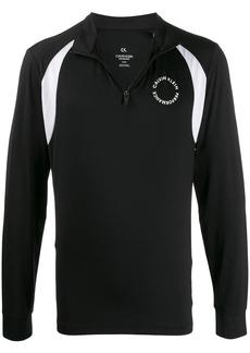 Calvin Klein zipped sports jacket