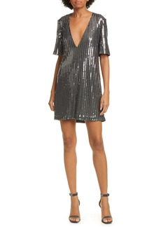 CAMI NYC The Aidy Sequin Minidress