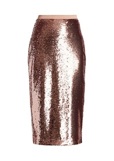 Cami NYC The Connie Sequin Pencil Skirt