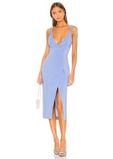 Camila Coelho Aaliyah Midi Dress