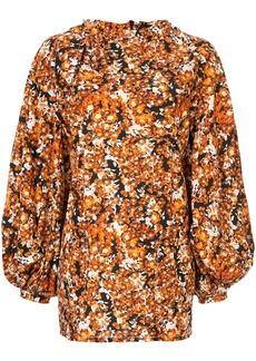 Camilla and Marc Asterid print mini dress