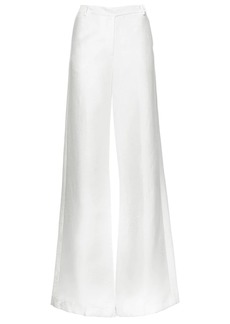 Camilla and Marc Benazir flared trousers