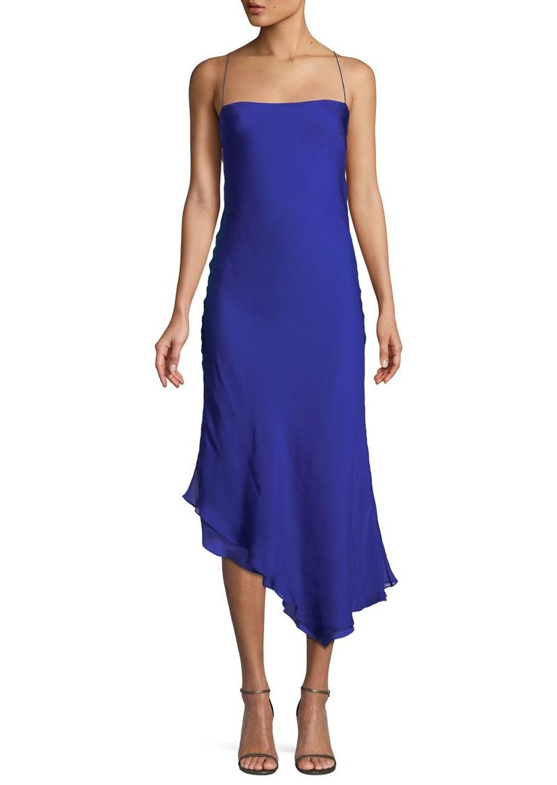 109ac4df0072 Camilla and Marc Hamilton Bias-Cut Silk Slip Dress | Dresses