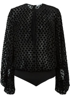 Camilla and Marc 'Carmine' bodysuit blouse