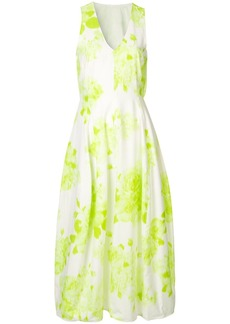 Camilla and Marc Narcissus print dress