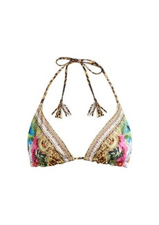 Camilla Champagne Coast reversible bikini top