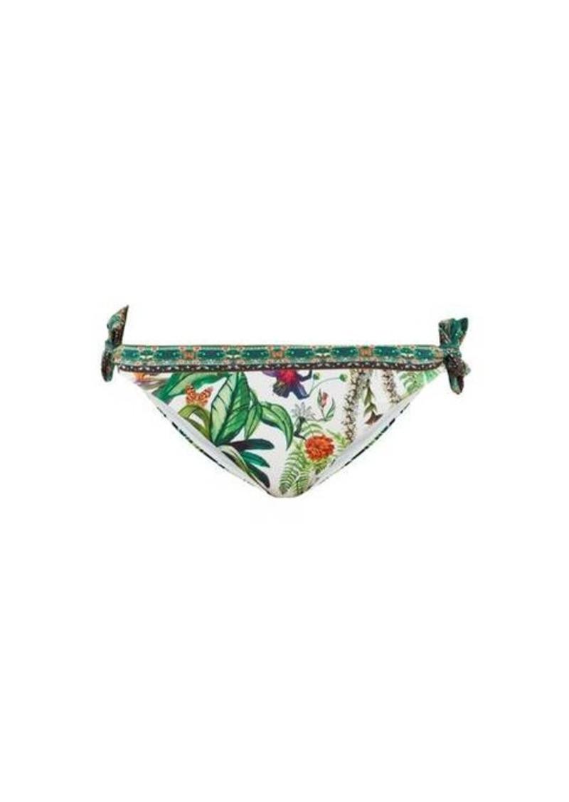 Camilla Daintree Darling forest-print bikini briefs